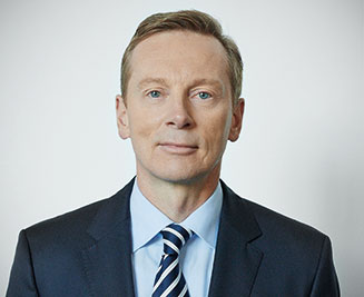 Schuler AG has renewed the contract with CFO Norbert Broger. Photo: Schuler AG