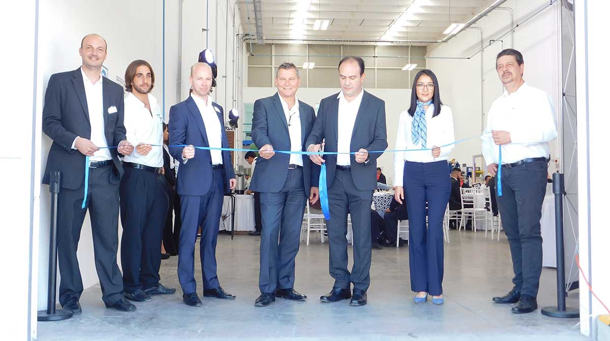Schuler has opened a new service location in Querétaro, one of Mexico's growth regions with many automotive companies and suppliers.