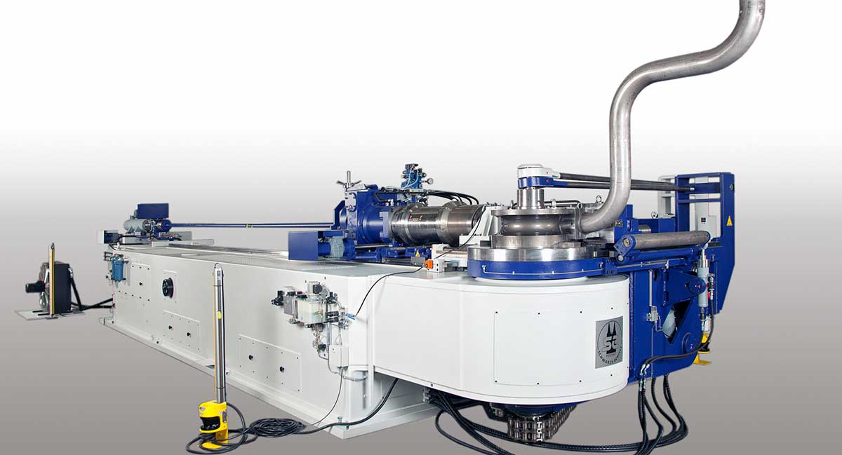 At the Oil & Gas Asia in Malaysia Schwarze-Robitec will present its high-quality tube and pipe bending machines for the offshore industry